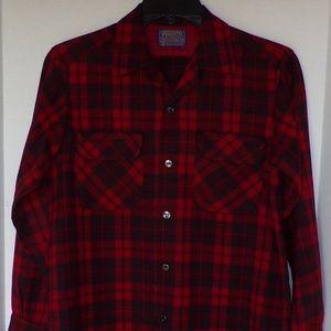 Pendleton Woolen Mills Pure Virgin Wool Shirt S